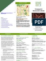 Fachgespräch Biodiversität in Böden