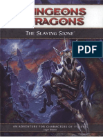 Lvl 1 the Slaying Stone