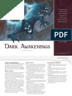 Lvl 1 Dark Awakenings