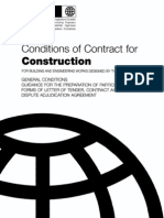 13416286 FIDIC Conditions of Contract 1999
