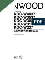 kenwood KDC-W237