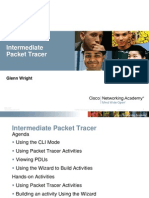 Intermediate Use of Packet Tracer
