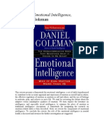 Review of Emotional Intellegence