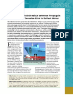 Assessing the Relationship Between Propagule Pressure and Invasion Risk in Ballast Water