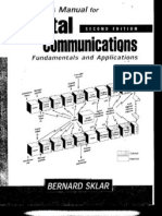 Solution - Digital Communications Fundamentals and Applications