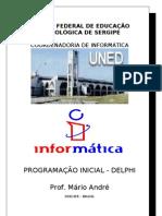 Delphi 7 - Programação inicial