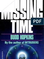 Budd Hopkins - Missing Time