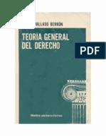 Teoria General Del Derecho - Fausto Vallado Berron - PDF[1]
