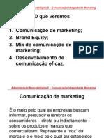 Aula 6 - Comunicação integrada de marketing