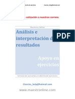 Analisis e Interpretacion de Result a Dos