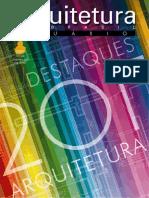 Anuário de Arquitetura - Arquitetura Brasil