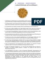 Checkliste Heliotherapie 2012, 12 Seiten