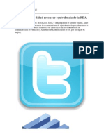 Boletin de Prensa ARTICULOS MEDICOS .junio 2011-1