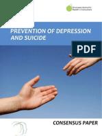 Preventing Suicides