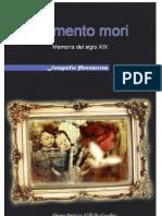 Memento Mori. Fotografía Post Mortem