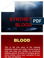 The Composition of Blood