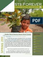 TWP's Spring 2011 Newsletter