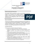 Investment Management TLP
