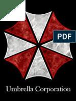 Umbrella Corporation, Reasarch Files