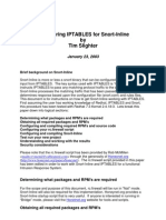 Snort-Inline and IPTABLES