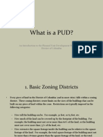 What is a Planned Unit Development (PUD)?