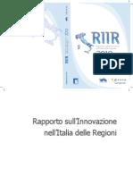 Rapporto Regioni Banda Larga