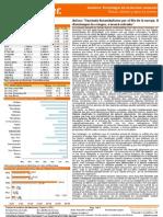 Informe Estrategia Semanal Bankinter 13/06/2011-19/06/2011