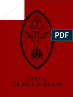 Aleister Crowley - Book of the Law
