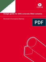 CT26-Design Guide for SHS Concrete Filled Column