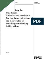 Air Flow Rates