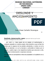 Juicio de Deslinde y Amojonamiento 23 -Nicaragua