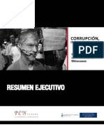 Corruption Impunity Silence Revised (Spanish Summary Recommendations)