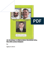 THE USA AND HAQQANI TERROR NETWORK IN AFGHANISTAN
