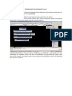 Introduccion en Autocad 3d
