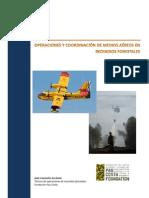 Manual de Operaciones y Coordinación de Medios Aéreos en Incendios Forestales