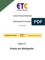 Manuteno Preventiva_Radiografia Industrial