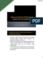 3.1 Regulación de tensión