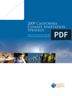 2009 California Climate Adaptation Strategy