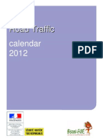Bison Futé Traffic Forecasts 2012