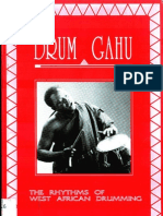 Drum Gahu - David Locke