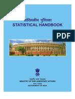 Statistical Handbook of Parliamentary Affairs