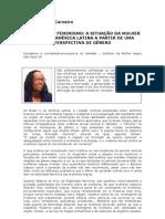 A situação da mulher negra na América Latina