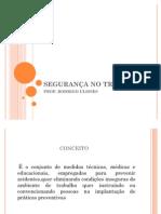 SEGURANÇA NO TRABALHO BORRACHARIA