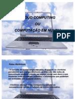 Apresentação Computação em Nuvens