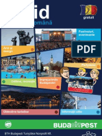 Budapest Guide RO