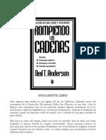 Rompiendo Las Cadenas Introducción y Capitulo N°1