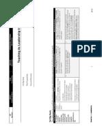 Appendix L - TAL Institute Rubric
