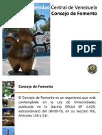 La experiencia de la UCV en materia de acciones que contribuyan a la generación de ingresos propios...Maracaibo 2011