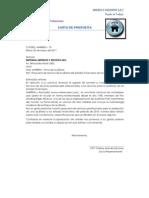 1_Carta - Propuesta de Servicios Profesionales