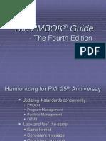 PMBOK 4th Edition for GTSIG-SOC Website